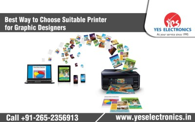 Best Way to Choose Suitable Printer for Graphic Designers