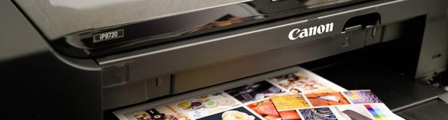 Canon Pixma iP8720 Inkjet Printer