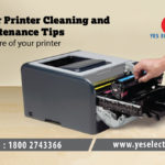 Laser Printer Cleaning and Maintenance Tips